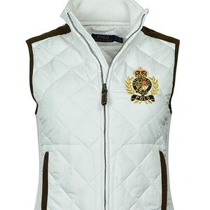 Polo Quilted Vest